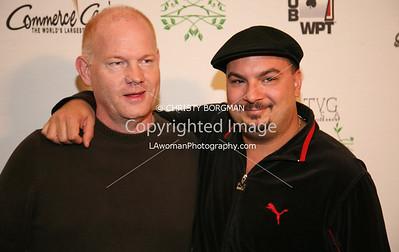 Glen Morshower and Anthony Zuiker