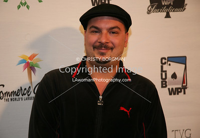 Anthony Zuiker arrives at the 7th Annual World Poker Invitational on February 28, 2009 at the Commerce Casino, in Commerce, CA.