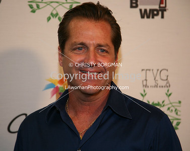 Jimmy Van Patten arrives at the 7th Annual World Poker Invitational on February 28, 2009 at the Commerce Casino, in Commerce, CA.