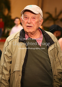 Bill Macy arrives at the 7th Annual World Poker Invitational on February 28, 2009 at the Commerce Casino, in Commerce, CA.