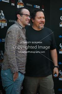 Jason Lee, Jon Favreau