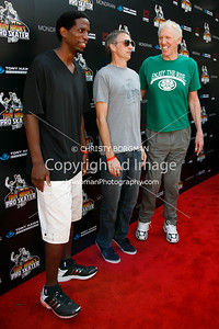 A.C. Green, Tony Hawk and Bill Walton