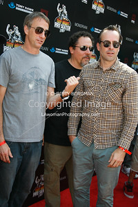 Tony Hawk, Jon Favreau, Jason Lee