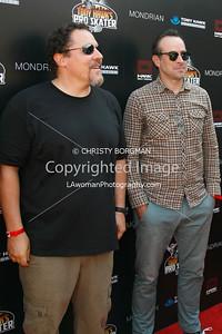 Jon Favreau, Jason Lee