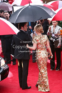 Steven Moyer and Anna Paquin