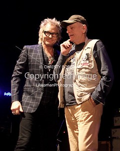 Matt Sorum and Ric O'Barry