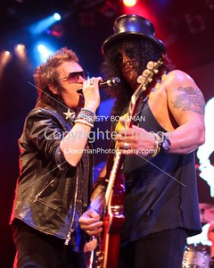 Glenn Hughes and Slash
