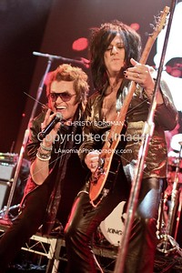 Glenn Hughes and Steve Stevens
