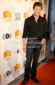 Stephen Moyer arrives at A Night Of Emotion on September 23, 2009 at LA Dogworks.
