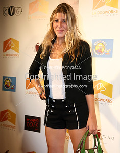 Tara Summers arrives at A Night Of Emotion on September 23, 2009 at LA Dogworks.