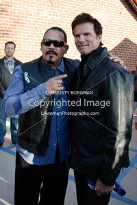 Emilio Rivera and Lorenzo Lamas