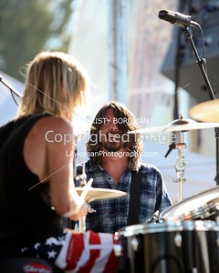 Dave Grohl, Taylor Hawkins, Chevy Metal,
