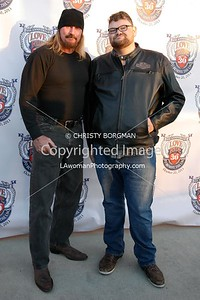 Rusty Coones and Christopher Douglas Reed