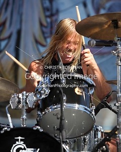 Taylor Hawkins, Chevy Metal