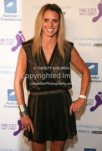 Jodie Nelson, professional surfer