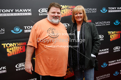 Phil and April Margera
