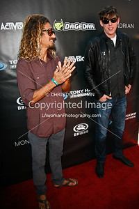 Rob Machado and Patrick Carney