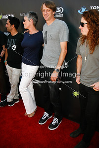 Rooftop, Jamie Lee Curtis, Tony Hawk and Shaun White