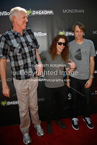 Bill Walton, Shaun White and Tony Hawk