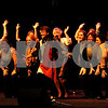 Members of the HarmonEssence Chorus a capella group perform at the Kishwaukee Kiwanis Show on Saturday at the Egyptian Theatre, 135 N. Second Street in DeKalb.