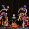 Eric Bonzar—The Morning Journal<br> African Swazi dancers perform for guests of the third annual State of Tourism Address, held at Kalahari, April 5, 2018.