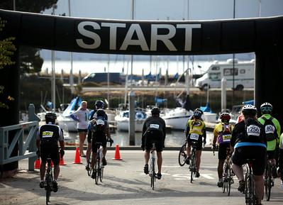 2014 Tour de Peninsula bike ride