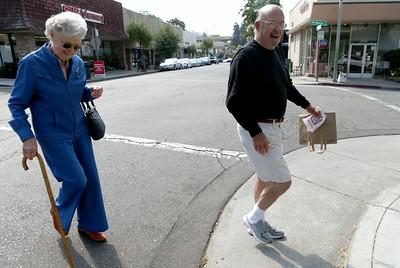 North Oakland Village Volunteer program Oakland