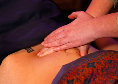 Mayan Abdominal massage, Laura Brown