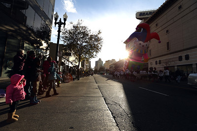 14th annual America's Children's Holiday Parade in Oakland