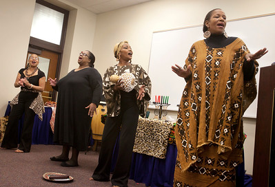 Kwanzaa celebration in San Jose