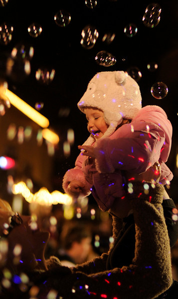 Photos: Light up the Night holiday celebration in Pleasant Hill