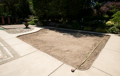 Fighting drought with faux turf