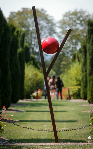 Filoli Gardens Sculpture Exhibit