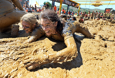 Photos: Tough Mudder's face fear-inducing obstacles in military boot-camp-style endurance course