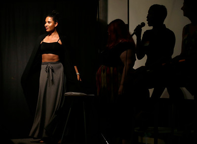 Body-positive: 'About Face' fashion show