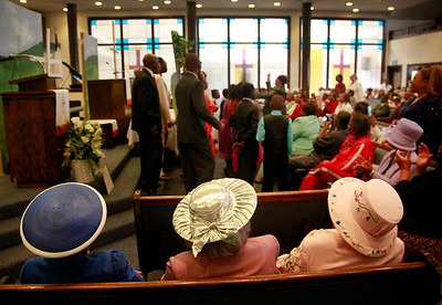 Easter hats still a tradition at Baptist churches in the South Bay