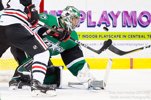 05-18-18 Texas Stars vs Rockford Icehogs - Playoff Round 3, Game 1