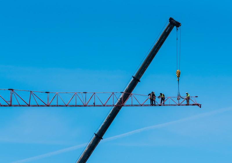 STANDALONE 5 14 20 Lynn crane taken apart 2