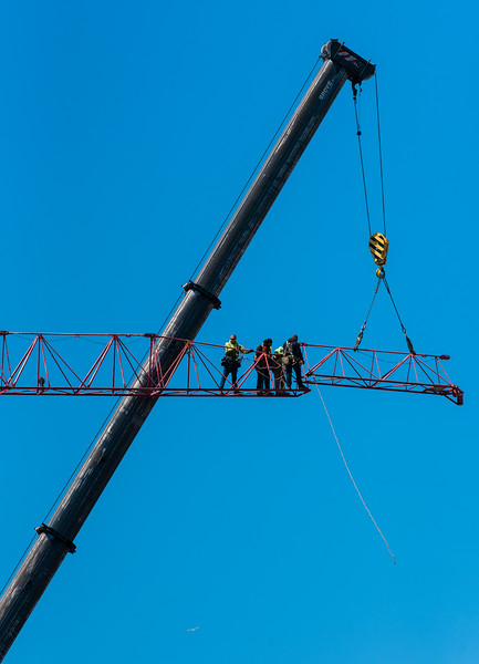 STANDALONE 5 14 20 Lynn crane taken apart 1