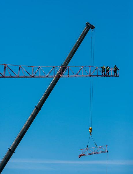 STANDALONE 5 14 20 Lynn crane taken apart 4