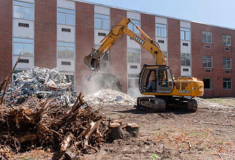 5 12 21 Lynn former Union Hospital demo 14