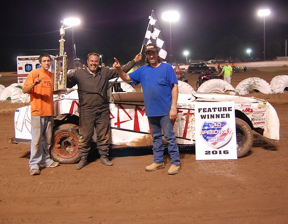 05-21-2016 Feature Winners
