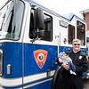 5 29 19 Swampscott Big Blue fire truck 1