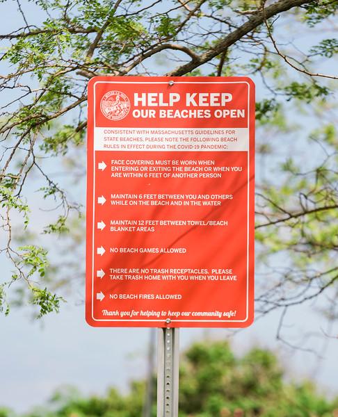 5 29 20 Swampscott upholding beach guidelines 1
