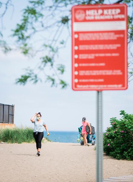 5 29 20 Swampscott upholding beach guidelines