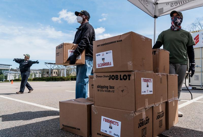 4 29 20 Danvers NSCC food for veterans 5
