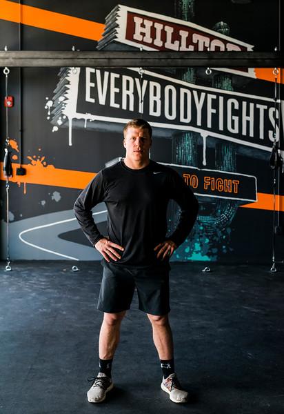 5 7 20 Saugus Everybody Fights gym 9