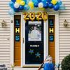 5 9 20 Lynnfield senior door decorations
