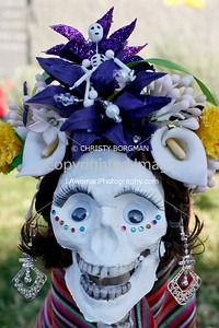 14th annual Dia de Los Muertos at Hollywood Forever 11/2/13