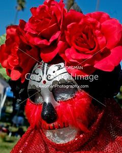 14th annual Dia de Los Muertos at Hollywood Forever 11/2/13